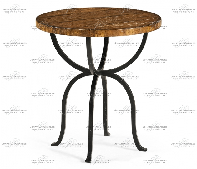 small rushmore Round Side Table