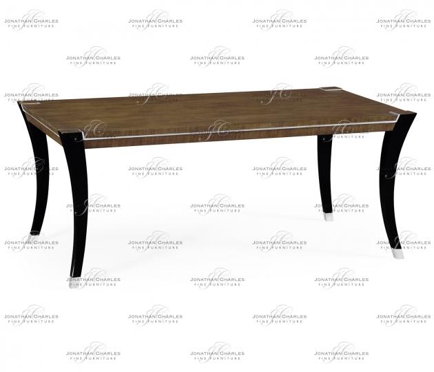 small rushmore Rectangular Coffee Table in American Walnut