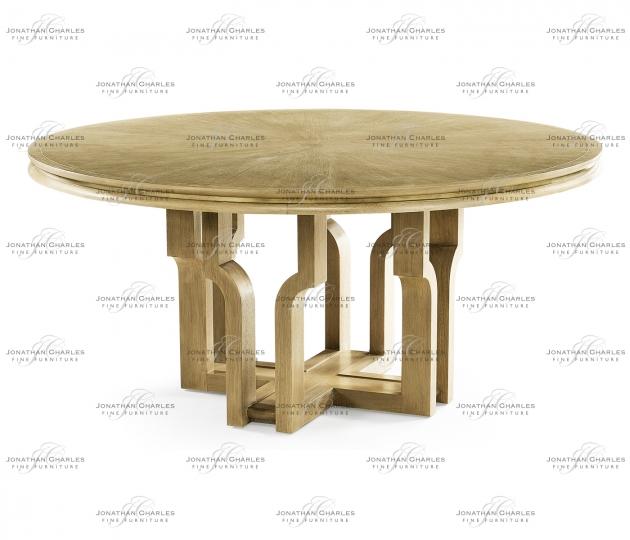small rushmore Cambrio Round Dining Table