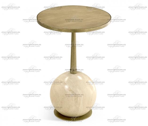 small rushmore Cambrio Marble Accent Table