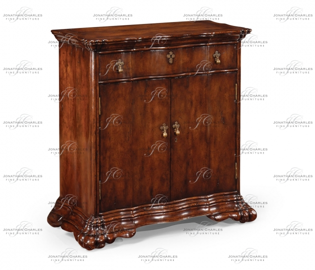 small rushmore Dutch Style Bedside Cabinet