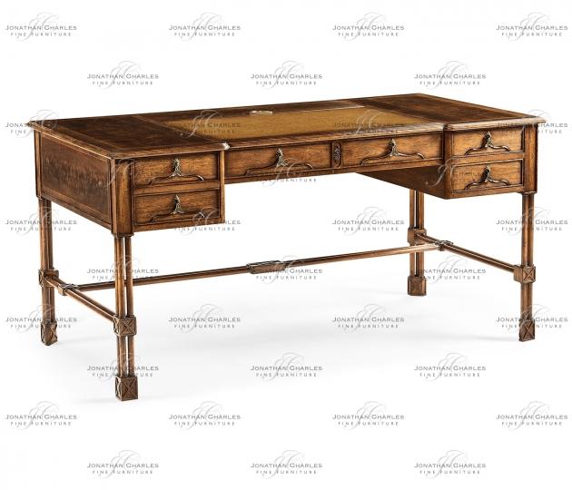 small rushmore Chippendale gothic desk