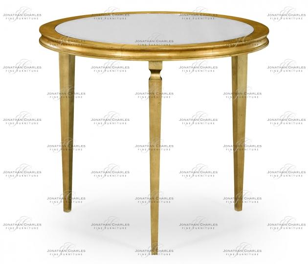 small rushmore Italian Gilded Centre Table