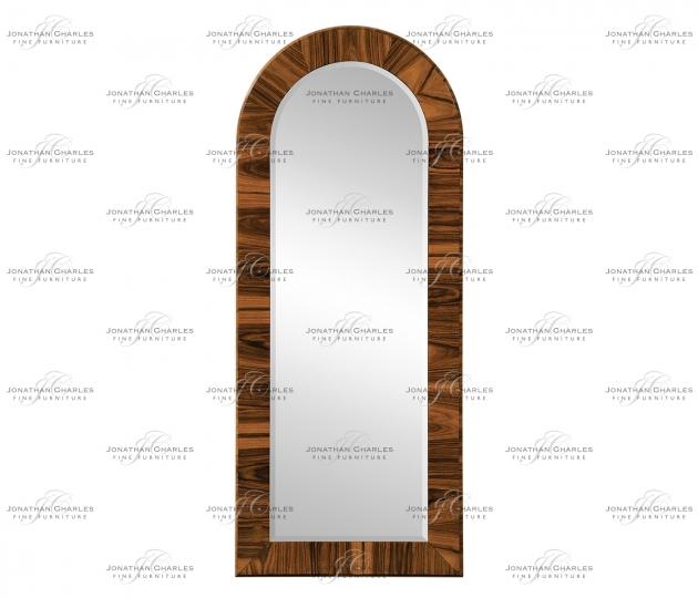 small rushmore Art Deco mirror (Full length)