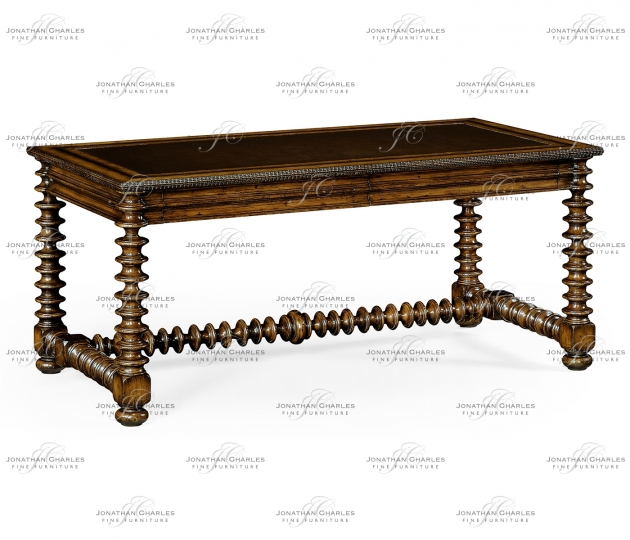 small rushmore Gadrooned writing table