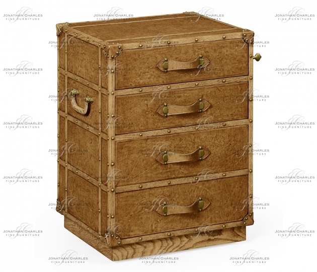 small rushmore Travel Trunk Style Wellington Filing Cabinet