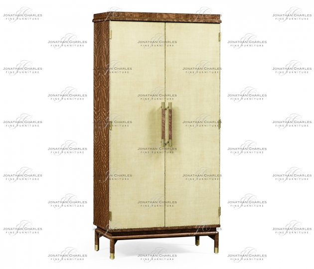 small rushmore Hyedua and Ivory Tall Drinks Cabinet