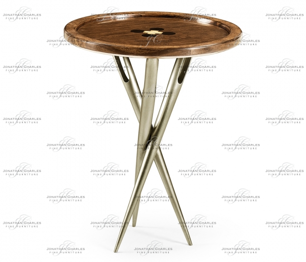small rushmore Cute as A Button Side Table