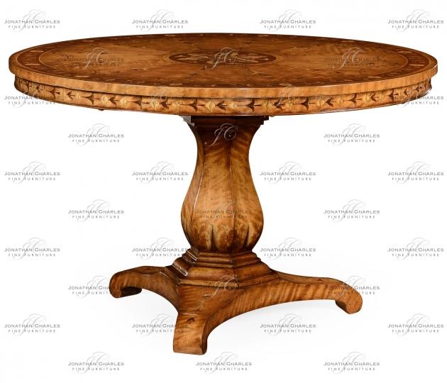 small rushmore Sheraton Style Flip Top Centre Table