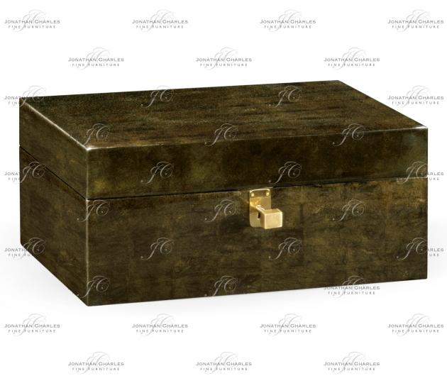 small rushmore Dark Bronze Rectangular Box