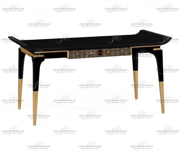 small rushmore Black Emperor Desk