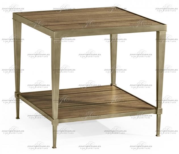 small rushmore Hamilton Square Lamp Table