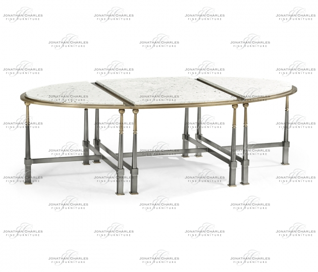 small rushmore Hamilton Bunching Cocktail Table