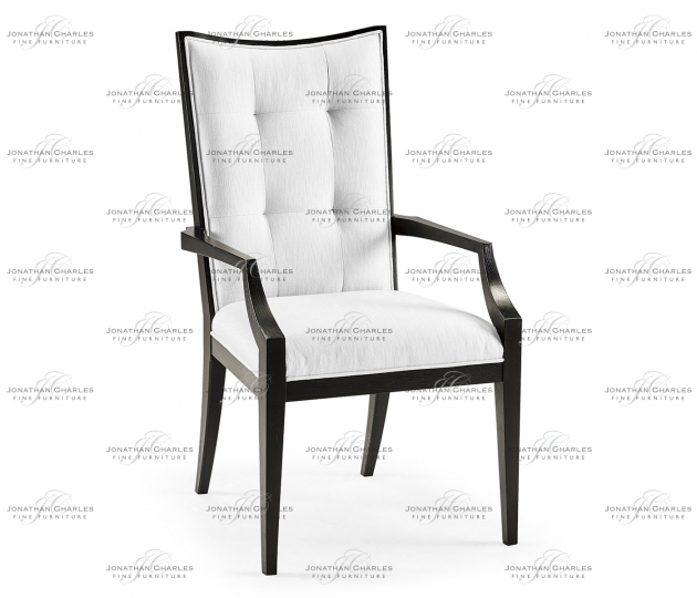 small rushmore Fusion Arm Chair, Upholstered in COM