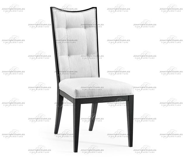 small rushmore Fusion Side Chair, Upholstered in COM