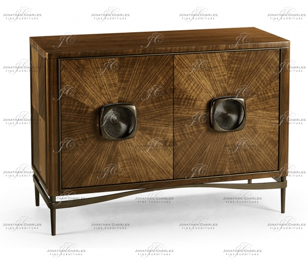 small rushmore Toulouse Two Door Accent Cabinet