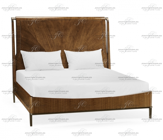 small rushmore Toulouse US King Bed