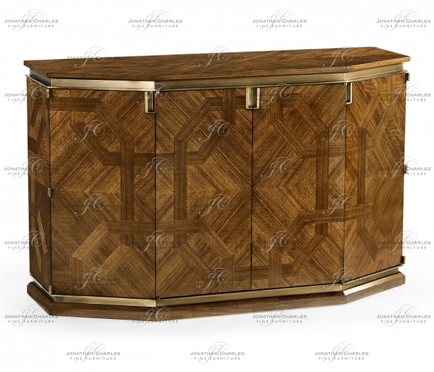 small rushmore Toulouse Parquetry Cabinet