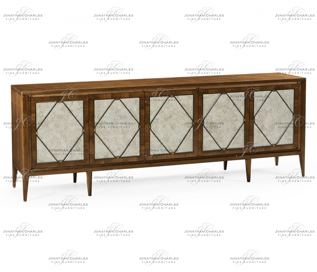 small rushmore Toulouse Entertainment Cabinet