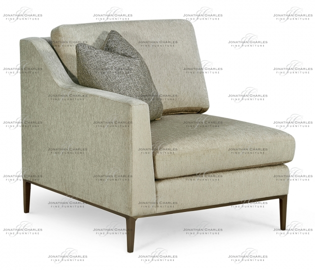 small rushmore Toulouse Left Arm Lounge Chair