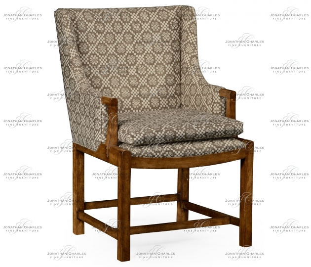 small rushmore Coniger Grey Fruitwood Occasional Chair