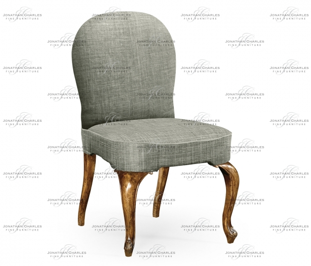 small rushmore Gunby Grey Fruitwood Dining Side Chair