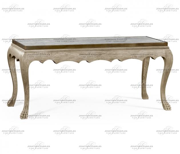 small rushmore Eden Grey Oak Table