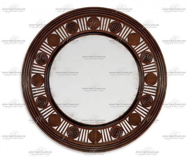 small rushmore Pen Stewart mirror round