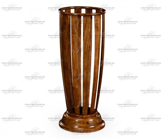 small rushmore Barton Grey Fruitwood Stick Stand
