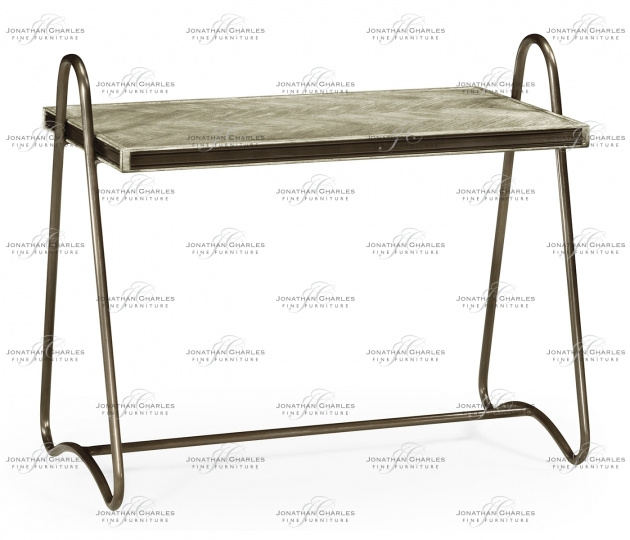 small rushmore Gennesso Grey Oak Side Table