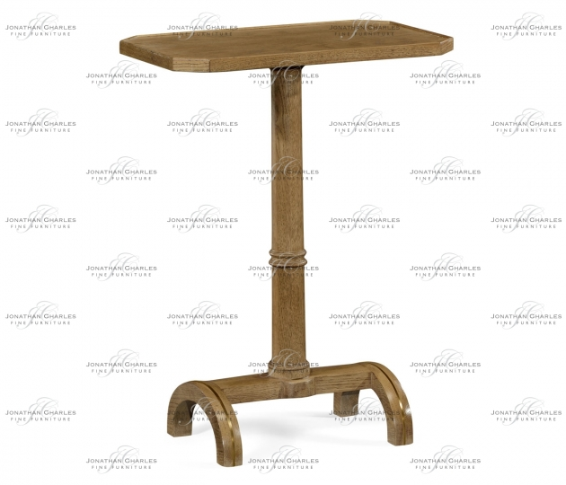 small rushmore Minna's Washed Oak Table
